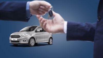إفتتاح مركز بيع القاصد في السليمانية وبيع أول سيارة