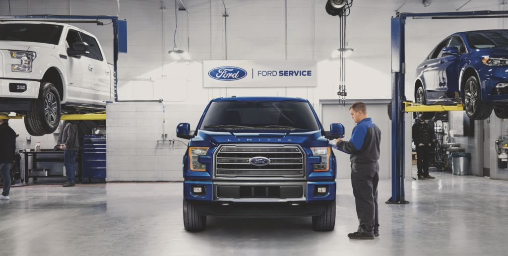 Ford's Various Services
