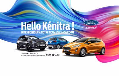 **Nouvelle concession** pour Ford Maroc !
