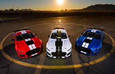 Ford Mustang - La voiture de sport la plus vendue au monde