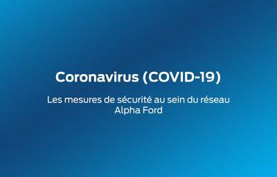 **Coronavirus** : Les mesures de sécurité au sein du réseau Alpha Ford Tunisie