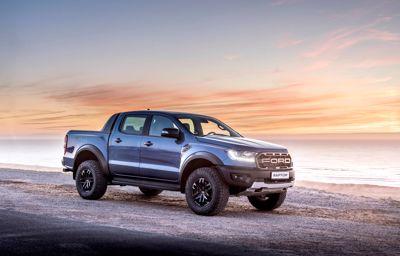 Le Ford Ranger Raptor, le pickup de l'extrême débarque pour la première fois en Tunisie.