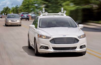 Ford Accelerates Autonomous Vehicle Development