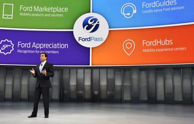FordPass® Reimagines The Customer Experience