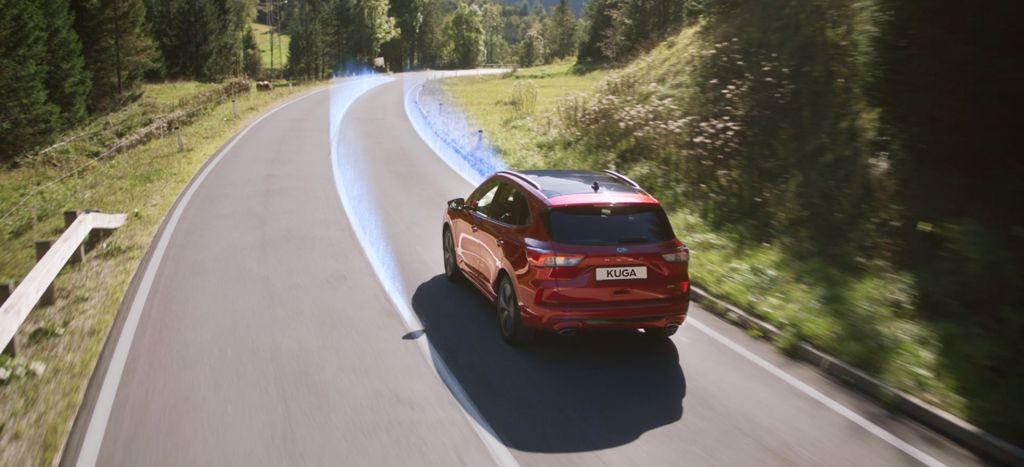 Ford Co-Pilot360 rij hulp technologie