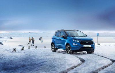 Nieuwe Ford EcoSport bij Ford van Dijk/Schouten