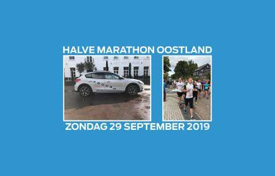 Veldwerk Halve Marathon Oostland is succesvol afgerond