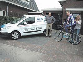 Ford Transit levert maatwerk op alle fronten