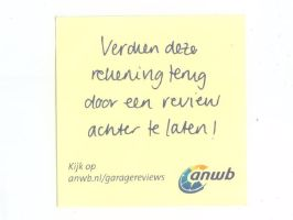 ANWB Garagereviews