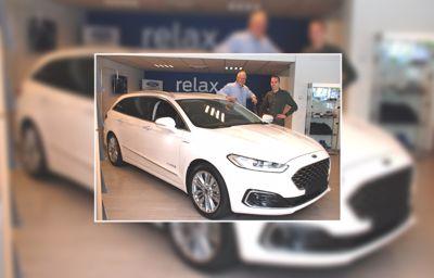 Ford kiest voor nieuw en eigentijds