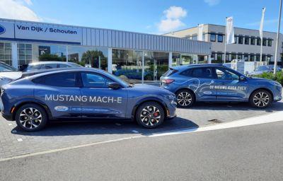 Nieuws van Ford van Dijk/Schouten in Bergschenhoek