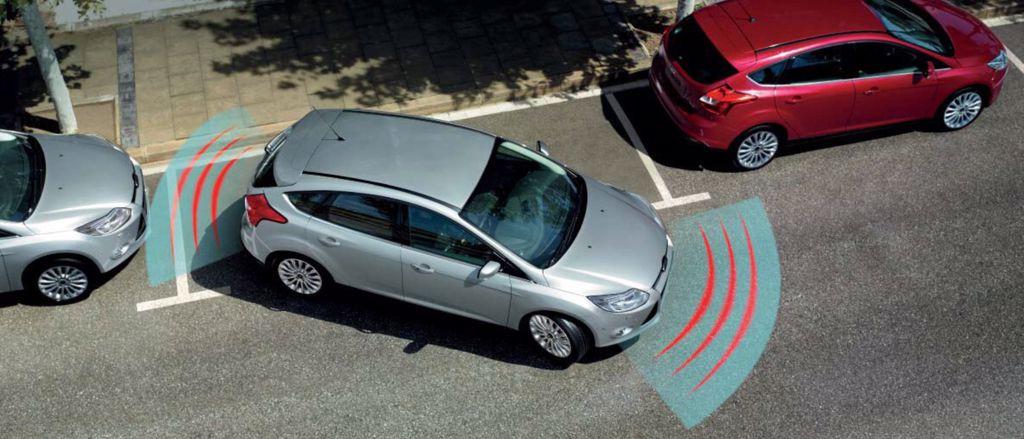 Ford Accessoires Parkeersensoren