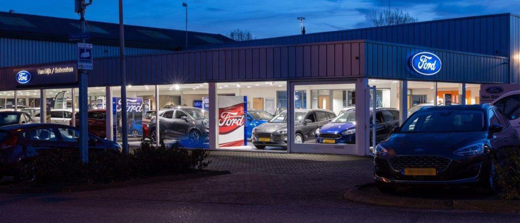 Ford van Dijk/Schouten