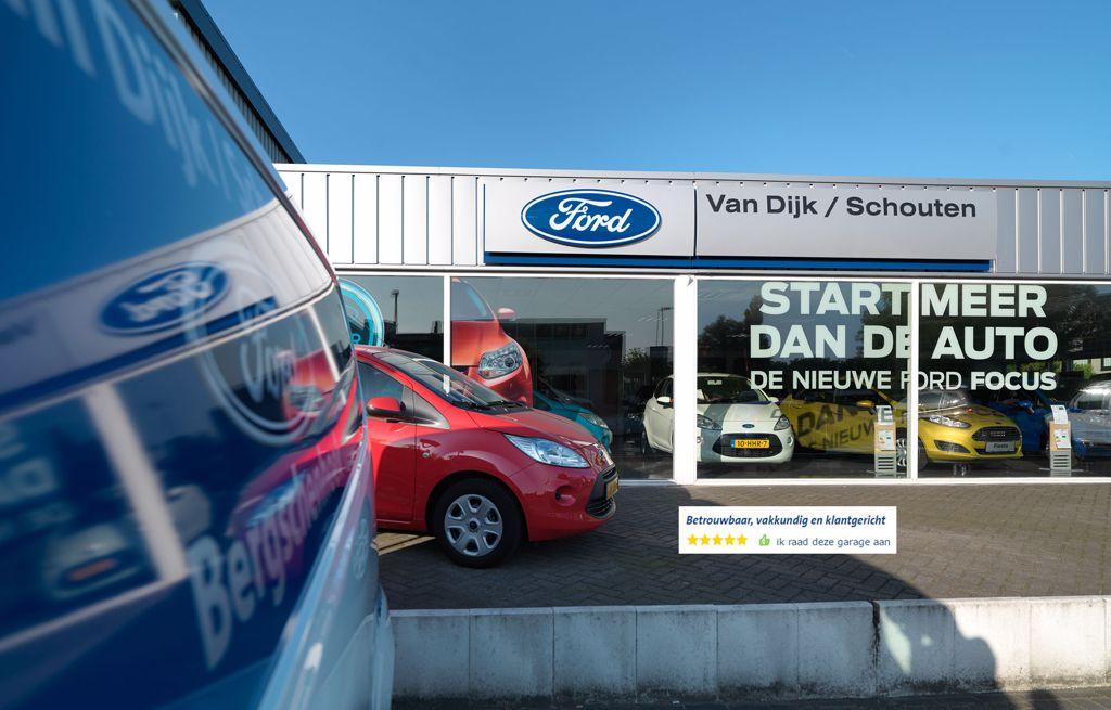 Reviews: Wat klanten zeggen over Ford van Dijk / Schouten