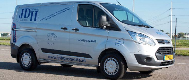 Ford Transit Custom JDH Promotie en Organisatie