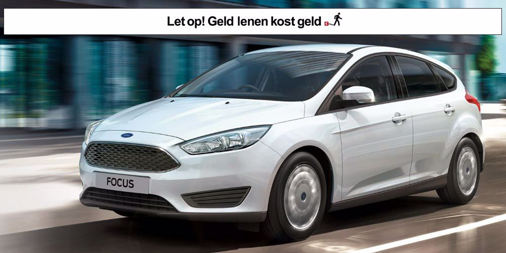 Ford Full Operational Lease
