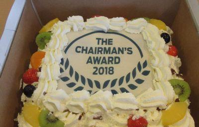 Gerritse Hendriks wint Ford Chairman's Award 2018!