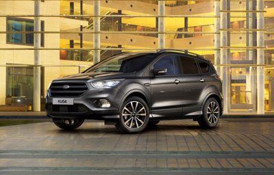 Ford Kuga, tijdelijk met €6.000,- korting