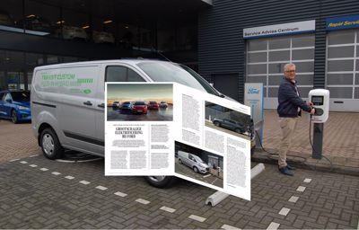 Gerritse Hendriks artikel in Rivierenland Business