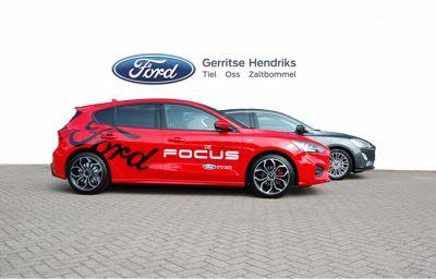 De nieuwe Ford Focus