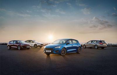 Ford Focus Proefrijdagen