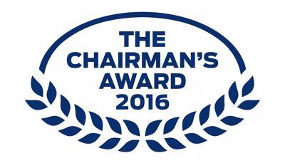 Winnaar Ford Chairman's Award 2016