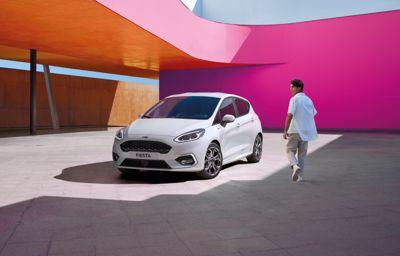 Ford Fiesta 3.9% Financial Lease