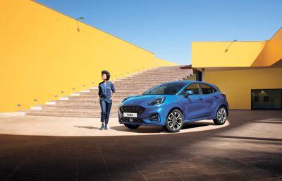 Ford Puma 3.9% Financial Lease