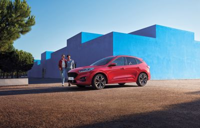 Ford Kuga 3.9% Financial Lease