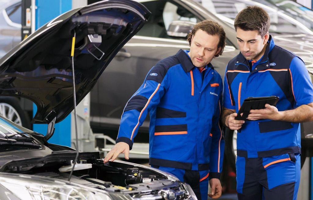 Ford Economy Service Vervanging en Reparaties