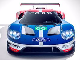 Ford keert in 2016 met nieuwe Ford GT terug