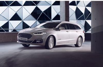 Ontdek de nieuwe Ford Mondeo Hybrid Stationwagon