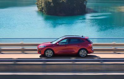 Nieuwe Ford Kuga nu te bestellen en leverbaar vanaf medio maart