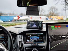 Autonome Ford-technologie