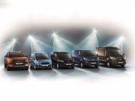 Ford bestverkopend bedrijfswagenmerk in Europa