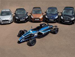1 op 5 Fords voorzien van bekroonde 1.0 EcoBoost motor