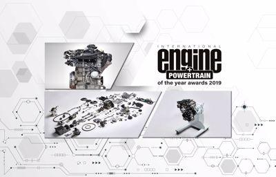 Alweer nummer 1 - International Engine of the year awards 2019