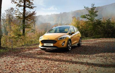 Nieuwe Fiesta Active First Edition