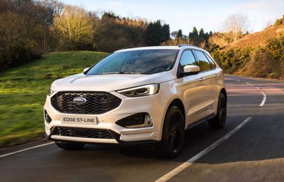 Ford presenteert: De vernieuwde Ford Edge