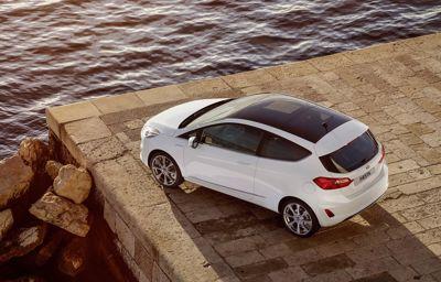 De nieuwe Ford Fiesta als beste budgetkoop.
