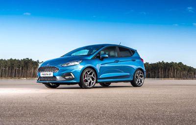 Nieuwe Ford Fiesta ST; ultiem rijplezier