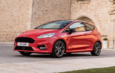 Technische kenmerken Ford Fiesta