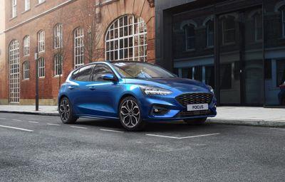 Ford Focus nu met EcoBoost Hybrid aandrijving