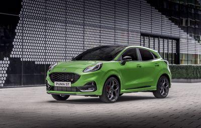 Nieuwe Puma ST: Fords eerste performance SUV voor Europa