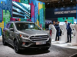 Ford breidt Smart Mobility uit