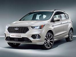Ford breidt Vignale-lijn uit met vier nieuwe modellen en extra services