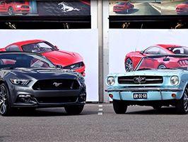 50 jaar Ford Mustang evenement groot succes!