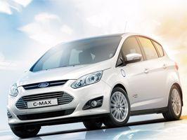Ford maakt prijs bekend van C-MAX Energi