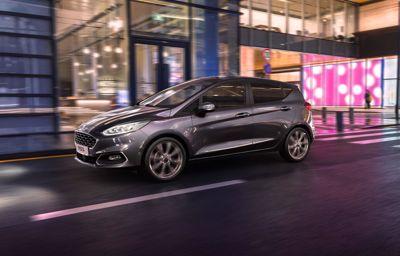Puma, Fiesta en Focus ST leverbaar met de nieuwe zeventraps automatische transmissie