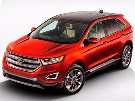 Ford introduceert stijlvolle, ruime en geavanceerde Edge